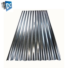 wall construction corrugated gi sheet price in DC Metal