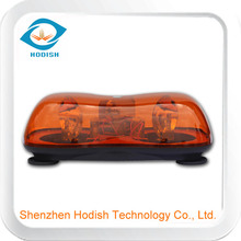 Amber Dual Rotating Beacon used emergency warning lights