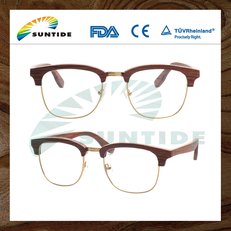 Eyewear Frames China : China Wholesale Wood Optical Eyeglasses Frame - Buy Wood ...