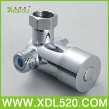 household brass angle valve for automatic faucet
