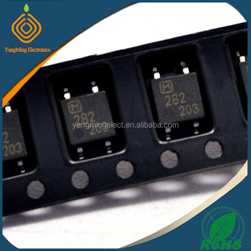 High Voltage Photo Mos Relay AQY282SX