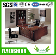 Hot sale! 40% discount price high quality executive wooden office desk/luxury boss table/CEO office desk ET-12