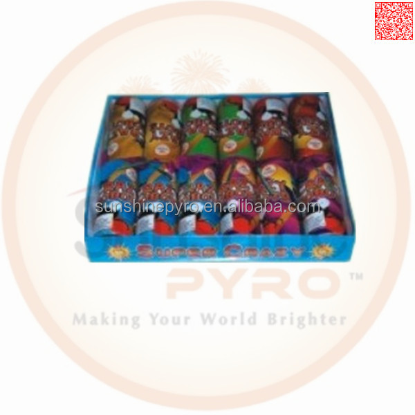 Chinese wholesale crazy robot firecracker and fireworks