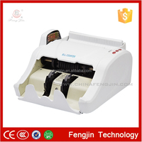 FJ03E currency counter discriminator cash counting machine