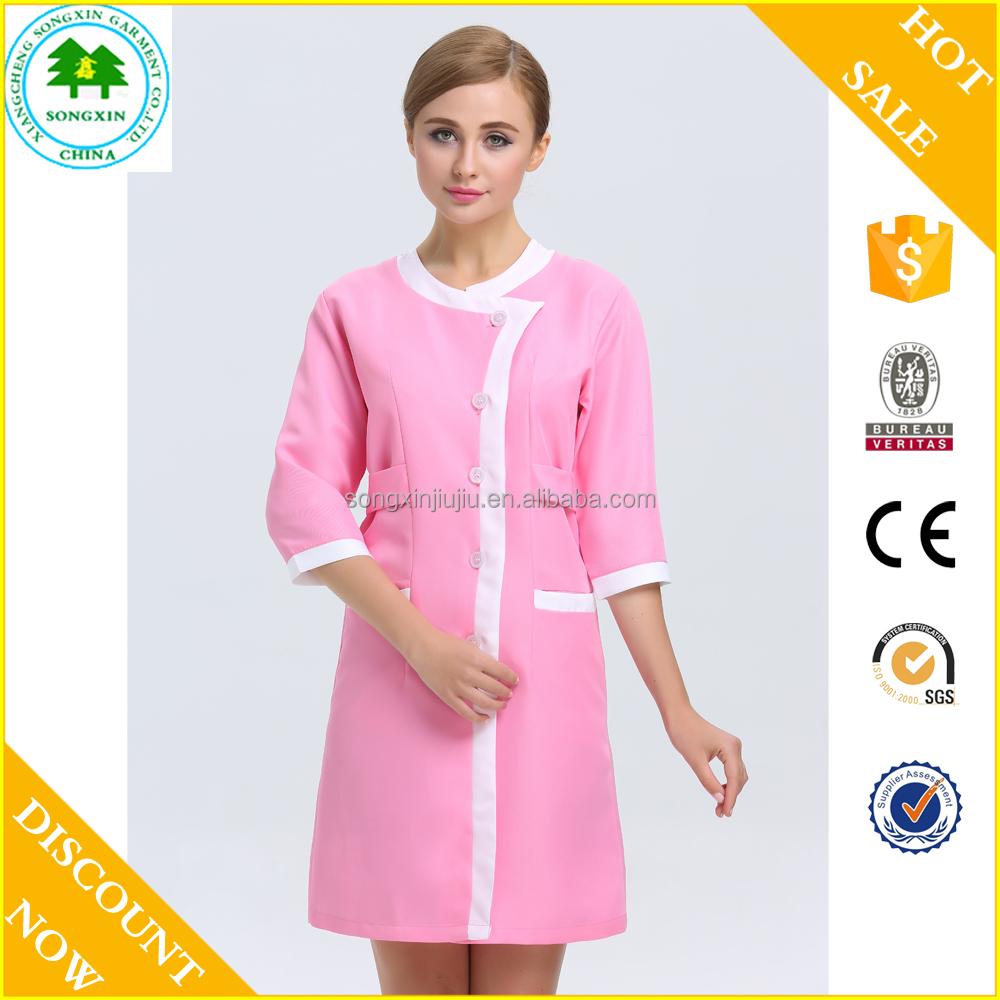 2015 china women beauty salon uniform thai spa uniform for for Spa uniform china