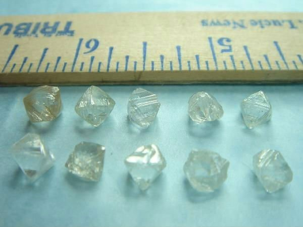 High Quality Uncut Rough Diamonds (Available)