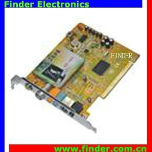 _Pci Analog Pc Tv Card up to 125 tv channels