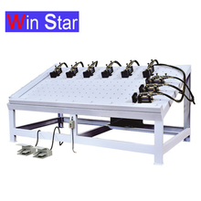 cabinet frame door assembly machine