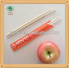 Red Envelope Packing 9 Inch Disposable Chopsticks Sushi