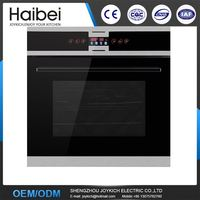 household kitchen Electric cooker oven with rotary fork shanghai diesel rack oven