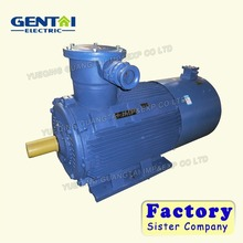 Best sell Yb3 series 0.75kw high efficiency ex proof motor