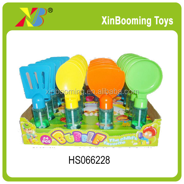 Summer Hot Plastic Bubble Shooter Water Gun Toy Play Set for kids