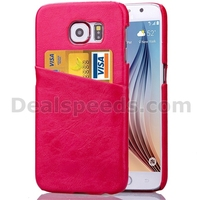 Wood Case for Samsung Galaxy S6, for Samsung Galaxy S6 Wallet Cover, Satnd Cover for Samsung Galaxy S6