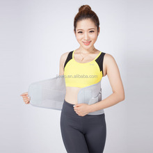 waist lumbar surgicle support belt Lumbar traction belt for poor posture