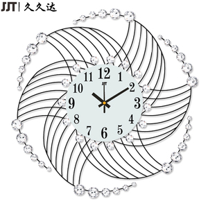 Home Goods Diamond Wall Clocks Manufacturer