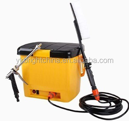 electric car washing machine/washer for car washing, windows, floorboard, air-condition,spray flowers