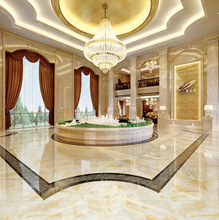 fashion living room floor natural stone turkish marble tile