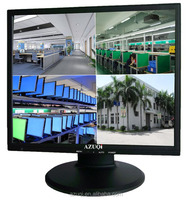 "TFT LED 17"" monitor configured with VGA BNC interface series"