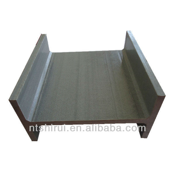 grp pultruded profile I beam