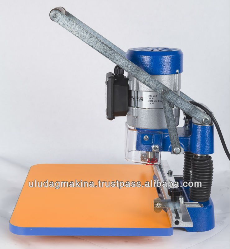 Portable Hinge Slot Milling Machine for Wood