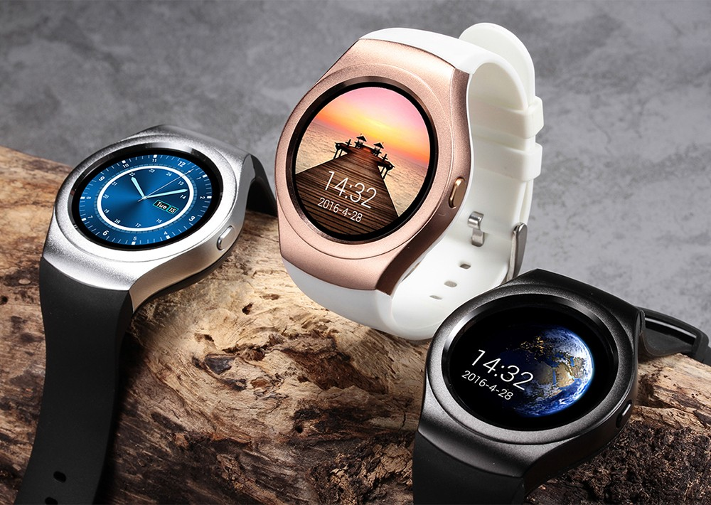 Hot Popular Touch Screen High Quality V365 Smart Watch MTK2502C Support IOS/Android Phone