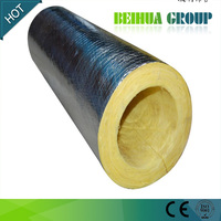Glasswool for roof/ residential roofing glass wool board/glass wool with aluminium foil