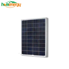 Bluesun travel use mono 20w 30 w 12v 50w solar panel