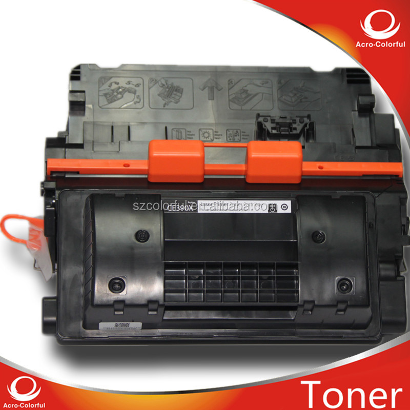 Toner Cartridge CE390 CE390X, 390X, 390, 90X Cartridge for HP LaserJet M4555, 4555, Enterprise M601, M602