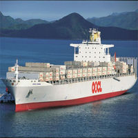 International shipping rates from China to New York