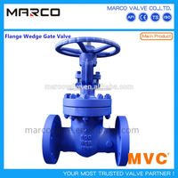 High quality professional supply api ansi bs din gost jis standard iron or steel material cast gate valve