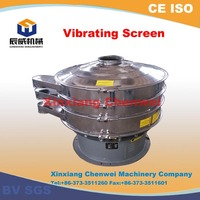 2014 China CE&ISO standard high quality vibrating cosmetic sifter