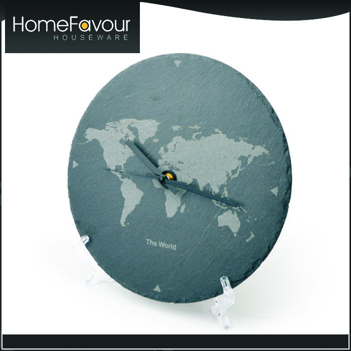 Strict QC Manufacturer Cheap Slate Antique Wall Clocks