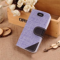 Designer most popular wallet for iphone5 leather diamond case