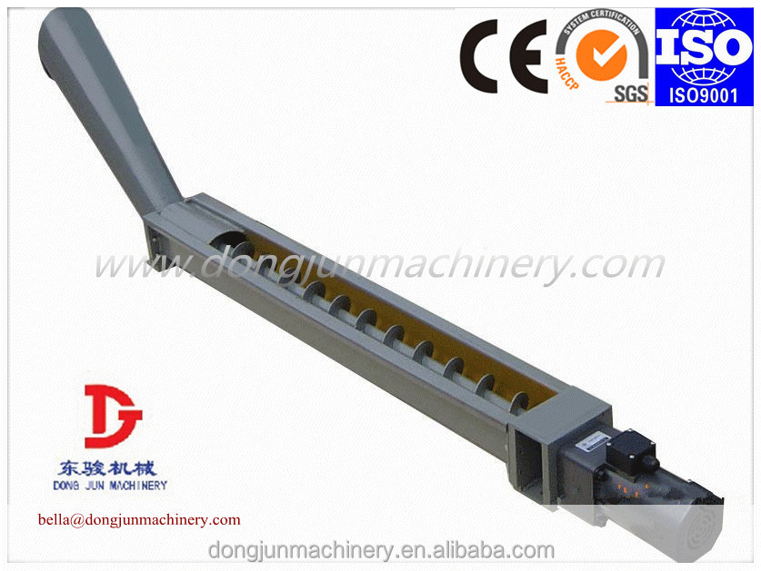 Dongjun-jx Spiral & screw Type Chip Conveyor for cnc machine in China