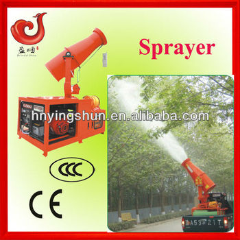 2013 pest control equipment power mist sprayer