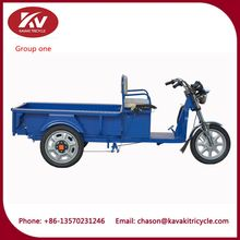 3 wheel electric tricycle 2016 new sale ice cream coffee cargo