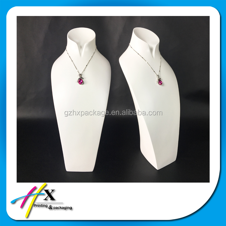 mannequin Jewelry Stand Necklace Display Busts