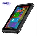Professional Light Sensor rugged 10 inch Tablet with Internal 3G / 4G sim card input wifi rj45