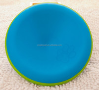 dog pet frisbee flying disc toy