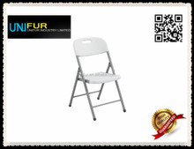 Hot sales HDPE seated cheap folding chairs for indoor and outdoor