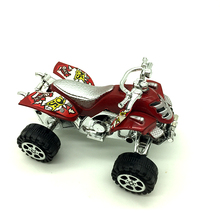 Diecast Model Motorcycle Pull Back Car Toys