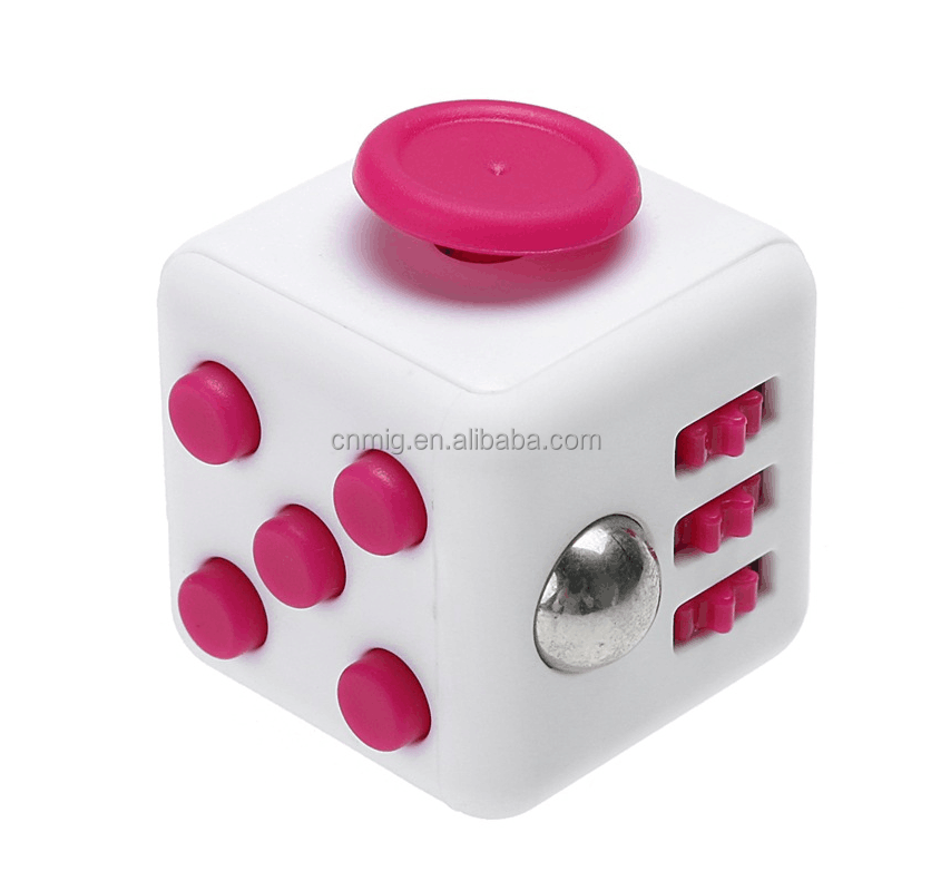 New arrival Tangle Puzzle Fidget Toy 6 Sides Fidget Cube