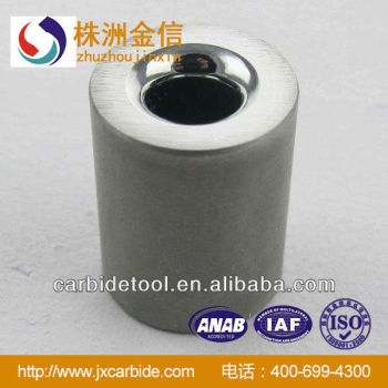 Tungsten carbide pe pipe extrusion die head