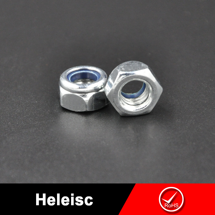 China manufacturer high quality m45 self locking counter nuts din7967