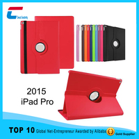New Arriving 360 Degree Rotating Standing Leather Case Cover For iPad mini 4 Case leather