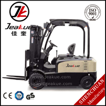 Four wheel AC motor 1.5 ton - 2 ton electric forklift battery for sale