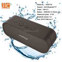 New products 2016 innovative product outdoor mini waterproof bluetooth speaker for mobile phone