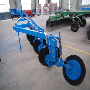 disc plough for walking tractor agriculture machine
