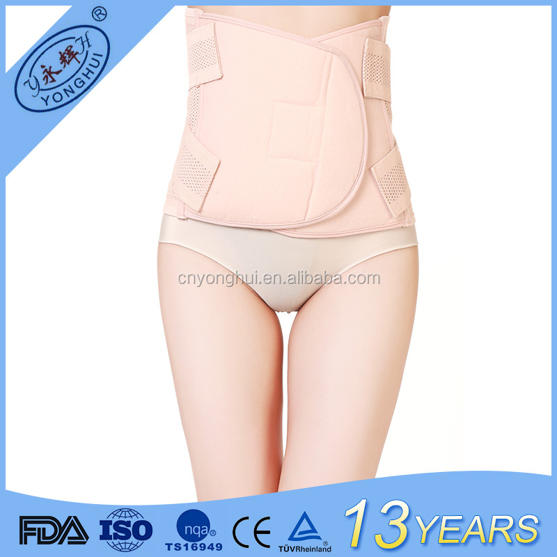 Factory sale body shape slimming vibrating belt heated belly massage belt