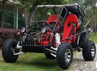 4 wheels dune buggy two seat go kart 200cc ATV, quad 150cc Go Kart 2 seat BUGGY, offroad buggy